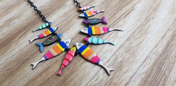 bijoux fantaisie collier lol lolilota