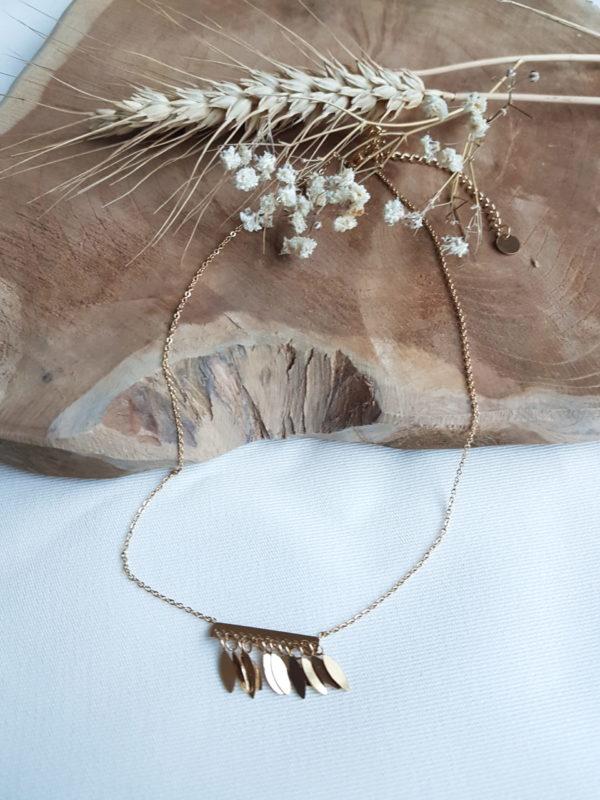 ou trouver collier ras de cou en acier. la boutique pattesdechat