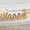bracelet femme happy