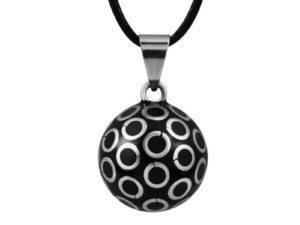 bola de grossesse cercles noirs