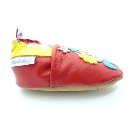 chausson-bebe-clown2