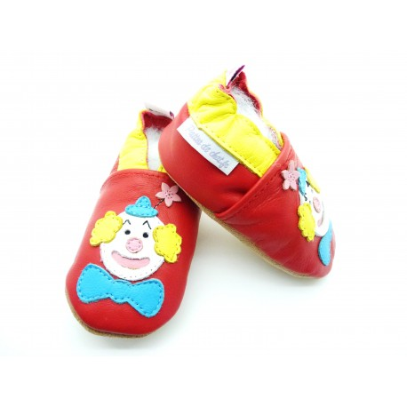 chausson-bebe-clown6