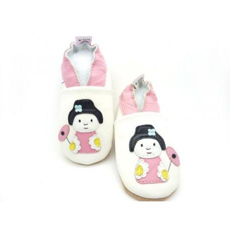 chaussons enfant japonaise