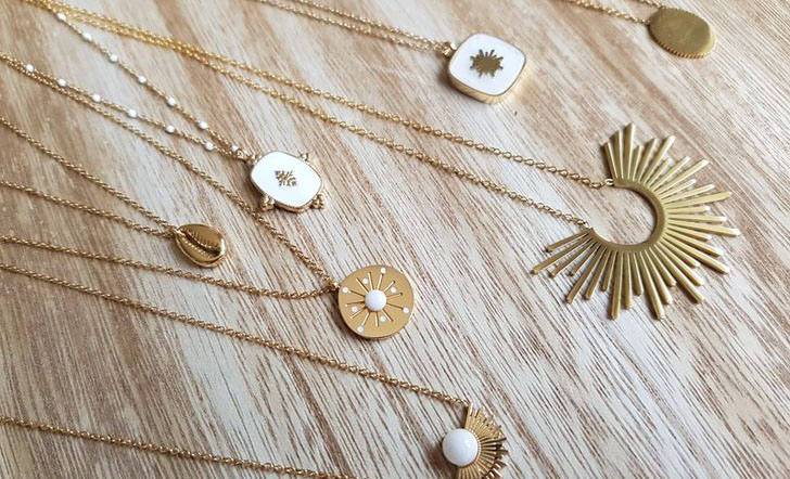 bijoux acier