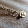collier sautoir scarabée bijoux acier mile mila