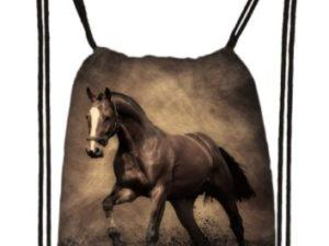 sac à dos cheval